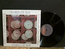 ANANTA  Wheels Of Time  LP   Jazz Rock  Prog   PROMO  Near-mint!
