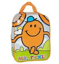 Mr Men & Little Miss Mr Tickle Backpack School Gym PE Kit Travel Sports Bag