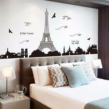 3d DIY Family Art Home Decor Removable Vinyl Quote Wall Sticker Mural Decal  Art 30x60cm Snow Flakes Part 46