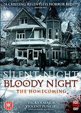 Silent Night Bloody Night: The Homecoming [DVD] -  CD LEVG The Fast Free