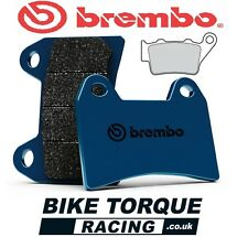 Honda NX650 V-2 Dominator 97-02 Brembo Carbon Ceramic Rear Brake Pads