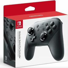 Brand New - Nintendo Switch - Pro Controller - Black - USA - Free Fast Shipping