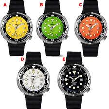 HEIMDALLR 200M Men's Tuna Diver Watch Sapphire NH35A Automatic Movement Watches