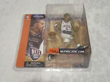 McFarlane NBA Series 1 Jason Kidd Chase Variant Nets White Jersey Action Figure