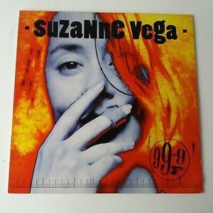 Suzanne Vega - 99.9 F° - Vinyl LP UK 1st Press EX/EX