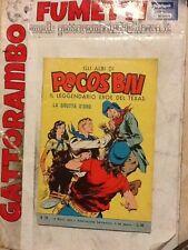 Gli Albi Di Pecos Bill N.78 Anno 62 - Mondadori Buono++