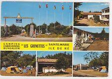 CPSM 17440 SAINTE MARIE ILE DE RE LES GRENETTES Camping Edit ARTAUD