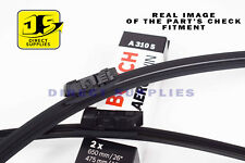 BMW X3 (F25) NEW BOSCH AM310S Aerotwin Front Wiper Blades Set