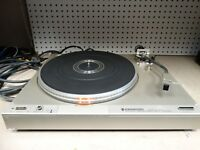 Kenwood Turntable Kd-3100 Vintage Direct drive
