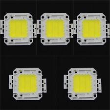 20W Cool White 5PCS Superbright LED High Power Lamp SMD Chip DIY Light Bulb New
