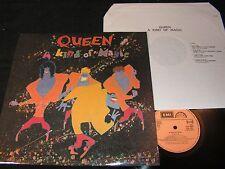 Queen a kind of magic/Czech LP 1988 supraphon 11134425