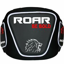 Roar Boxing Belly Pad Body Protector Mma Muay Thai Taekwondo Training Rib Shield