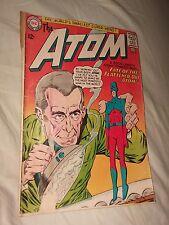 The ATOM (Ray Palmer) #16 1965 Gardner Fox Gil Kane 12¢ Silver Age GD lot movie