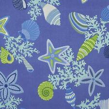 Beach Bongo Outdoor Upholstery Fabric Coastal Water Resistant 1.36 yd  R. Allen