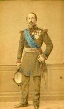 France Paris Emperor Napoleon III Old CDV Photo Mayer & Pierson 1870