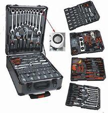 Werkzeugtrolley Werkzeugkoffer Werkzeug Set Kiste Ratschenkasten 186 Kraftwelle