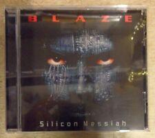 Blaze – Silicon Messiah CD Bayley Iron Maiden