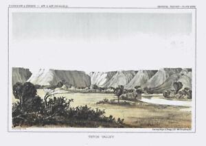 "1860 USPRR ""Teton Valley"""
