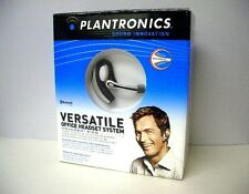 Plantronics Voyager 510S Bluetooth Noise Cancelling Headset + 500A Base 72272-01