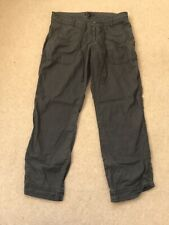 Ladies GAP 3/4 Length Trousers Size 0