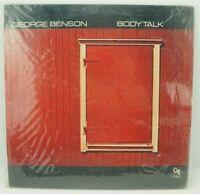 George Benson Body Talk Vinyl LP Album 1973 CTI 6033  CTI Records Jazz