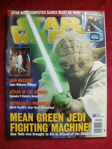 STAR WARS MAGAZINE - Sept/Oct 2002 No.40