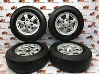 Great Wall Steed Set of alloy wheels Falken Landair AT 235 70 16 tyre 2012-2018