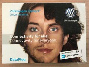 Volkswagen Connect data plug We connect   5GV051629L 5GV051629M