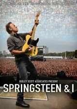 BRUCE SPRINGSTEEN - Springsteen & I NUEVO DVD