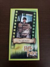 Harry Potter and the Sorcerer's Stone Movie Trading Card #42 - Bags and Baggage