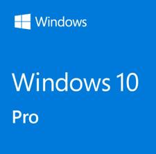 WINDOWS 10 PRO KEY PROFESSIONAL 🔑 32,64 bit ACTIVATION🔑 KEY ✅ 3sec Delivery ✅L