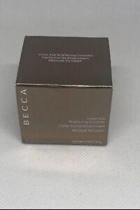 BECCA Under Eye Brightening Corrector Medium To Deep Net .16 Oz New In Box