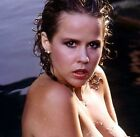 LINDA BLAIR - DID SHE JUST TAKE A SHOWER ???  SEXY PIC !!