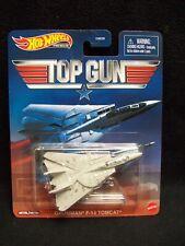Hot Wheels Retro Entertainment Top gun Grumman F-14 Tomcat Jet Plane.