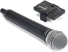 Samson Go Mic Mobile Professional Handheld Wireless System Mobile Video - Black