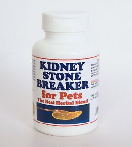KIDNEY STONES FOR PETS - Made in USA - 100% NATURAL