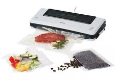 Silvercrest Vacuum Food Sealer Automatic Vacum Sealer Sous Vide Pack Machine.