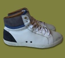 PANTOFOLO D'ORO.EUR 44 / UK 10.MEN'S SHOES HI TOPS CASUAL BOOTS TRAINERS LEATHER