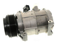 A/C Compressor fits 2007-2008 Saturn Outlook  ACDELCO GM ORIGINAL EQUIPMENT