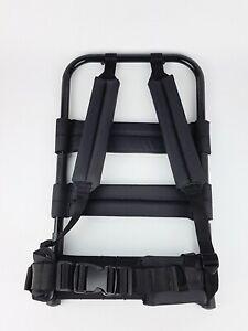 Frame and Padding Hako Rocket & Shadow Vac Back Pack Vacuum Cleaner Assembled