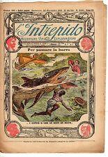 rivista L'INTREPIDO ANNO 1926 NUMERO 366