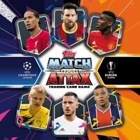 2020/21 Topps UEFA Champions League Match Attax Retail Box Presale Ships Sept.