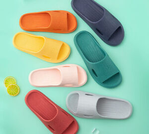 Pillow Slides Sandals Ultra-Soft Slippers Extra Soft Cloud Shoes Anti-Slip Home