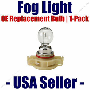 Fog Light Bulb 1pk OE Replacement - Fits Listed GMC Vehicles 5202