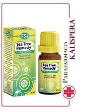 ESI TEA TREE OIL REMEDY 10ML OLIO PURO ALBERO DEL TE AUSTRALIANO UROGENITALE