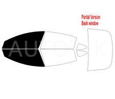 PreCut 2PLY SunTek Tint for Tesla Model 3 SIDES AND REAR Film 2017-2019 JDM
