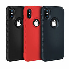 For Apple iPhone XS XS MAX XR hybrid hard Case Cover and for 6 7 8 & Plus models