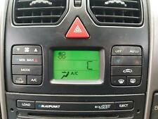 HOLDEN CREWMAN HEATER/AC CONTROLS VY-VZ, CLIMATE CONTROL TYPE, 10/02-09/07