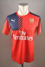 Arsenal London Trikot Gr. M PUMA Training Jersey rot Gunners