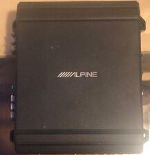 Alpine (MRV-M250) Mono V-Power Digital Amplifier with Alpine Bass level control